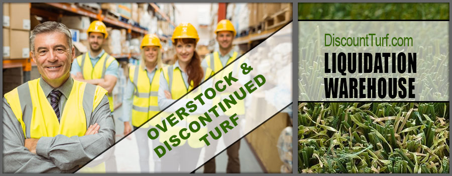 Discount Turf: Artificial Turf Liquidators